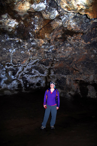 Lava Beds National Monument Catacombs