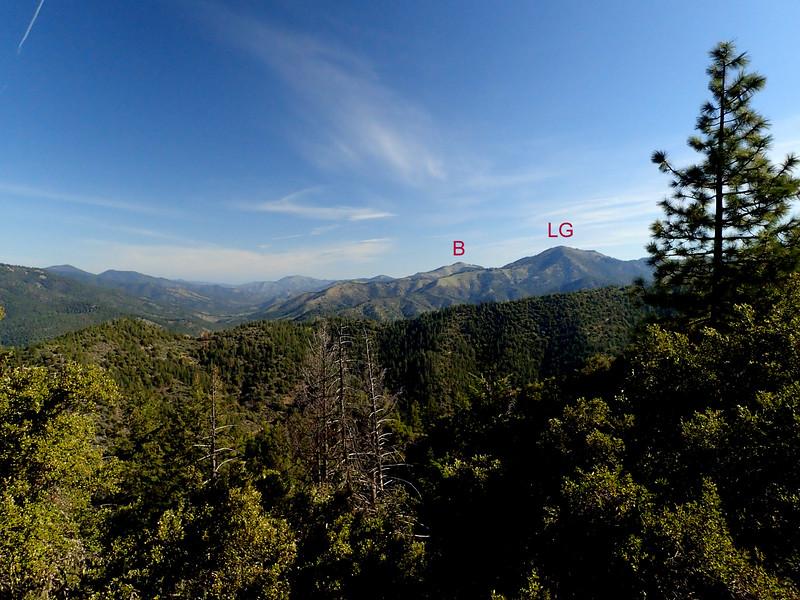 Stein Butte Trail Applegate Valley