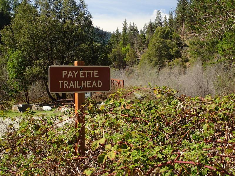 Payette Trail Applegate Valley