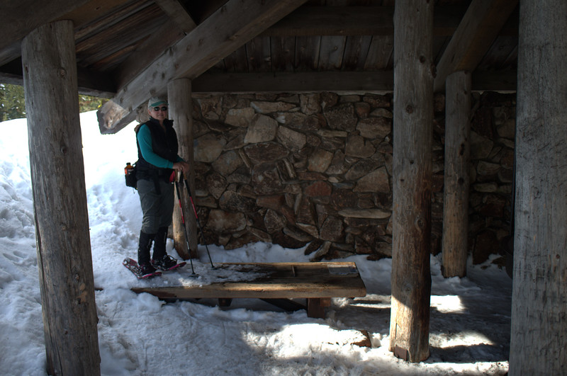 Grouse Gap Shelter